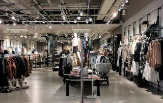 retail cleaning services