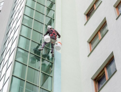Commercial Office Window Cleaning Guide