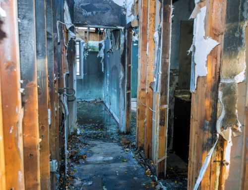 What Should I Do After A Fire In My Business?