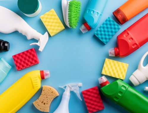 What Harmful Chemicals Are In Commercial Cleaning Products?
